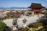 Kiyomizu-Dera Buddhist Temple, UNESCO World Heritage Site, Kyoto, Japan, Asia Photographic Print by Michael Runkel