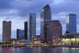 Tampa Skyline, Florida, United States of America, North America Photographic Print by Richard Cummins