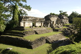 Palenque, UNESCO World Heritage Site, Mexico, North America Photographic Print by Tony Waltham