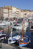 View of Harbour, Saint-Tropez, Var Photographic Print by Stuart Black