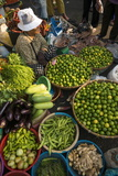Fresh Fruit and Vegetables at Food Market, Phnom Penh, Cambodia, Indochina, Southeast Asia, Asia Photographic Print by Ben Pipe