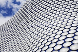 Abstract View of the Selfridges Building at the Bullring Photographic Print by Mark Sunderland