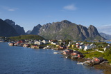 The Picturesque Fishing Village of Reine Photographic Print by Doug Pearson