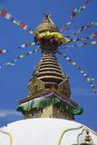 Kathesimbhu Stupa, Kathmandu, Nepal, Asia Photographic Print by Ian Trower