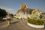 Wat Preah Keo Morakot (Silver Pagoda) (Temple of the Emerald Buddha) Photographic Print by Ben Pipe