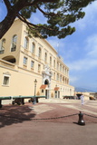 Palais Princier, Monaco-Ville, Monaco, Europe Photographic Print by Amanda Hall