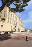 Palais Princier, Monaco-Ville, Monaco, Europe Photographic Print by Amanda Hall