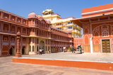 The City Palace in the Heart of the Old City, Jaipur, Rajasthan, India, Asia Photographic Print by Gavin Hellier