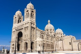 Cathedral of Marseille (Notre-Dame De La Major) (Sainte-Marie-Majeure) Photographic Print by Nico Tondini