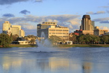 Mirror Lake, St. Petersburg, Tampa, Florida, United States of America, North America Photographic Print by Richard Cummins