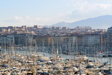 View across the Vieux Port Photographic Print by Nico Tondini