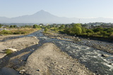 Volcan Tacana, 4060M, Chiapas, Mexico, North America Photographic Print by Tony Waltham