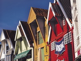 Buildings, Skagenkaien, Norway Photographic Print by Gavin Hellier