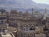 Sanaa, Yemen Photographic Print by Jack Jackson