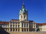 Schloss Charlottenburg, Berlin, Germany Photographic Print by Peter Scholey