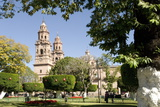 Catedral, Morelia, Michoacan, Mexico, North America Photographic Print by Tony Waltham