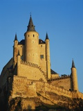 The Alcazar, Segovia, Spain Photographic Print by Adina Tovy