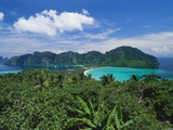 Koh Phi Phi, Thailand, Asia Photographic Print by Robert Francis
