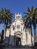 Church of St. Archangel Michael, Herceg Novi Old Town, Montenegro, Europe Photographic Print by Charlie Harding