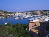 Porto Cervo, Costa Smeralda, Sardinia, Italy Photographic Print by Jeremy Lightfoot