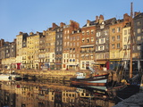 Honfleur, Normandy, France, Photographic Print by Michael Busselle