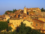 Roussillon Village, Provence, France Photographic Print by John Miller