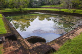 Water Gardens in the Royal Gardens at Sigiriya Rock Fortress (Lion Rock) Photographic Print by Matthew Williams-Ellis