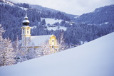 Soll, Tyrol, Austria Photographic Print by John Miller