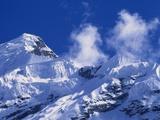 Mountain Range, Nepal, Asia Photographic Print by James Green