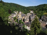 Monschau, Aachen, North Rhine-Westphalia, Germany, Europe Photographic Print by Gavin Hellier