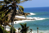 Suryasamudra Beach Resort, Kovalam, Trivandrum, Kerala, India, Asia Photographic Print by Balan Madhavan