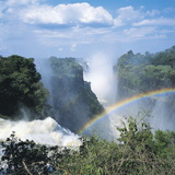 Victoria Falls, Zimbabwe Photographic Print by Geoff Renner