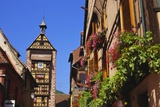 Riquewihr, Alsace, France, Europe Photographic Print by John Miller