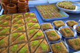 Turkish Pastries, Lefkosa (Nicosia), North Cyprus, Cyprus, Europe Photographic Print by Neil Farrin