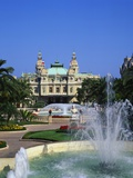 Grand Casino De Monte Carlo, Monte Carlo, Monaco Photographic Print by Roy Rainford