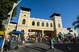 Public Market in Florianopolis, Santa Catarina State, Brazil, South America Photographic Print by Michael Runkel