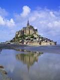 Mont-Saint-Michel, Normandy, France Photographic Print by Roy Rainford