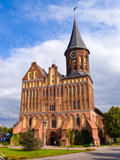 Cathedral on Kant's Island, Kaliningrad (Konigsberg), Russia, Europe Photographic Print by Gavin Hellier