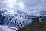Alborz Mountain Range, Iran, Middle East Photographic Print by Adam Woolfitt