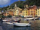 Portofino, Genoa, Italy Stampa fotografica di Ken Gillham