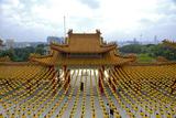 Thean Hou Temple, Kuala Lumpur, Malaysia, Southeast Asia, Asia Photographic Print by Balan Madhavan