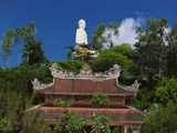 Long Son Pagoda, Nha Trang, Vietnam Photographic Print by Robert Francis