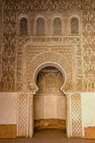 Mihrab in Little Mosque Photographic Print by Guy Thouvenin