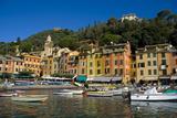 Portofino, Riviera Di Levante, Liguria, Italy, Europe Photographic Print by Charles Bowman