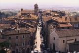 Caprarola, Lazio, Italy Photographic Print by Michael Newton
