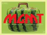 MGMT Affiches par Kii Arens