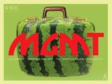 MGMT Kunstdrucke von Kii Arens