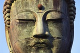 Big Buddha, Kamakura, Japan Photographic Print by Alain Evrard