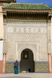Zawiyya of Sidi Bel Abbes, Marrakech, Morocco, North Africa, Africa Photographic Print by Guy Thouvenin