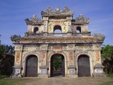 Hien Nhan Gate, Hue, Vietnam Photographic Print by Tim Hall